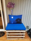 Custom Outdoor Bench Cushion