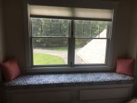 Custom Window Seat Cushion