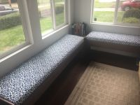 Porch Bench Cushions