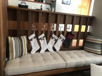 Family Room Bench Cushions