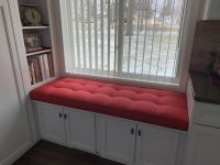 Kitchen Window Seat Cushion