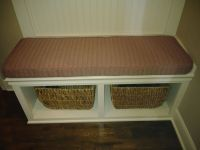 Boot Bench Cushion
