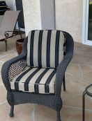 Replacement Wicker Chair Cushions