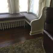 Replacement Window Seat Cushions