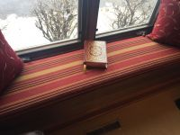 Window Seat Cushion for Reading