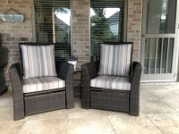 Outdoor Recliner Cushions