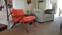 Mid-Century Replacement Chair Cushions