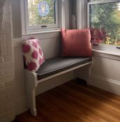 Fireplace Bench Cushion