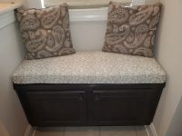 Master Bath Bench Cushion