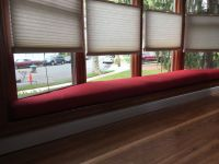 Front Bay Window Seat Cushion