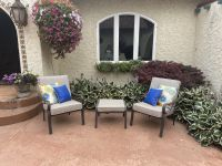 Front Porch Chair Cushions