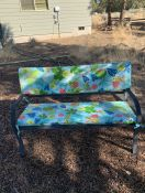Custom Outdoor Bench Cushions