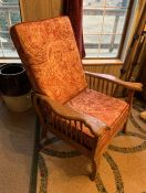 Antique Morris Chair Cushions
