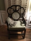 Throne Chair Cushion