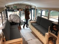 Bus Bench/Bed Cushions