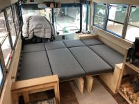 Bus Bench/Bed Cushions 2