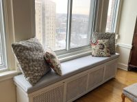 Radiator Bench Cushion